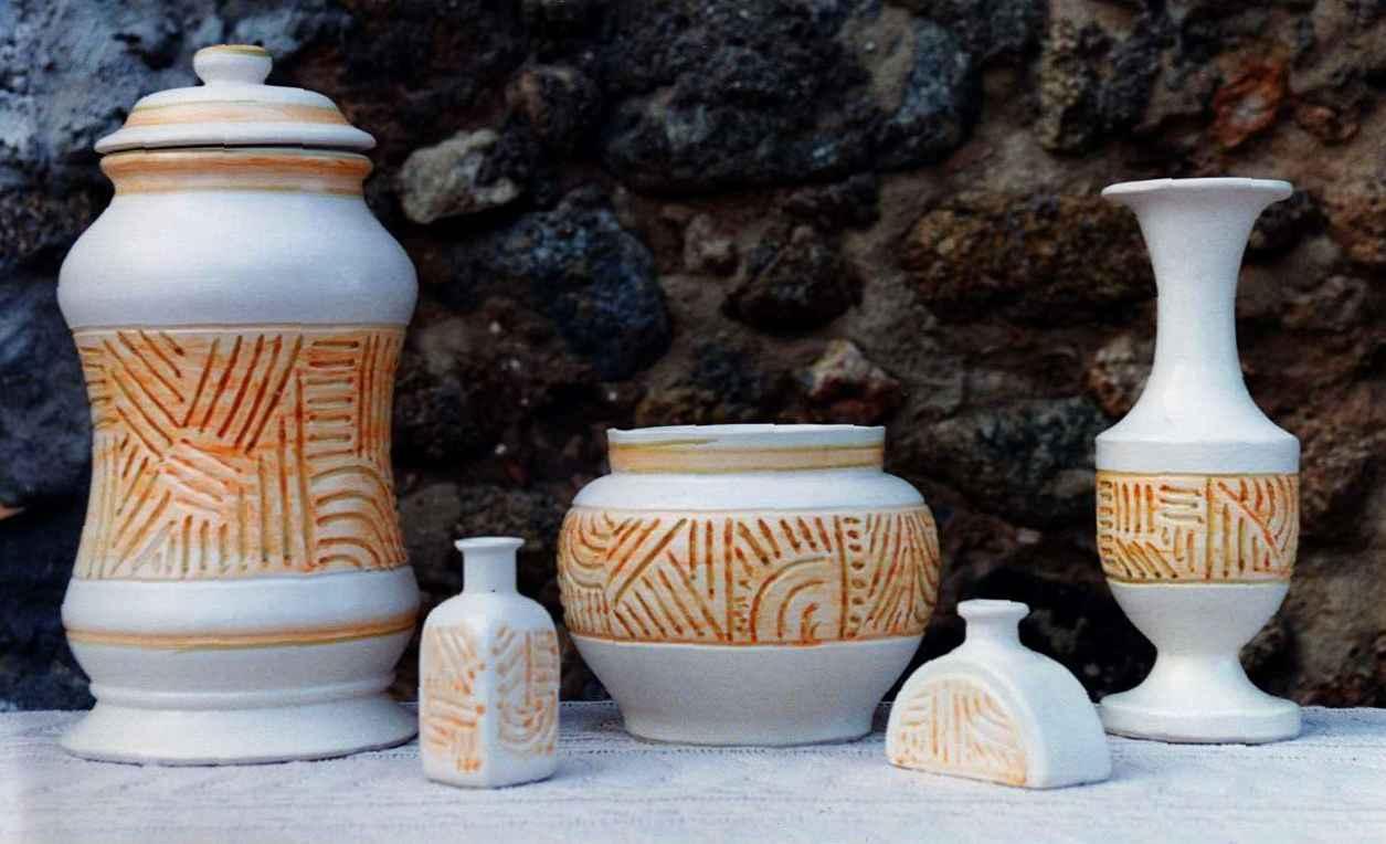 Ceramica a tropea di agostino pantano scultura arte - Vasi ceramica esterno ...